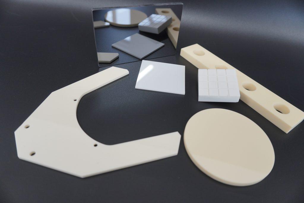 セラミック加工品イメージ