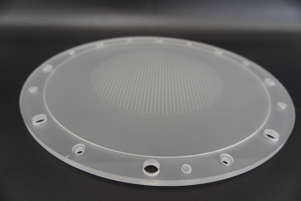 半導体製造装置の精密加工品イメージ