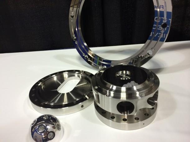 半導体製造装置における精密加工でのソリューション