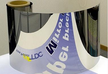 TDCの精密鏡面フォイル/長尺金属箔精密ポリッシング