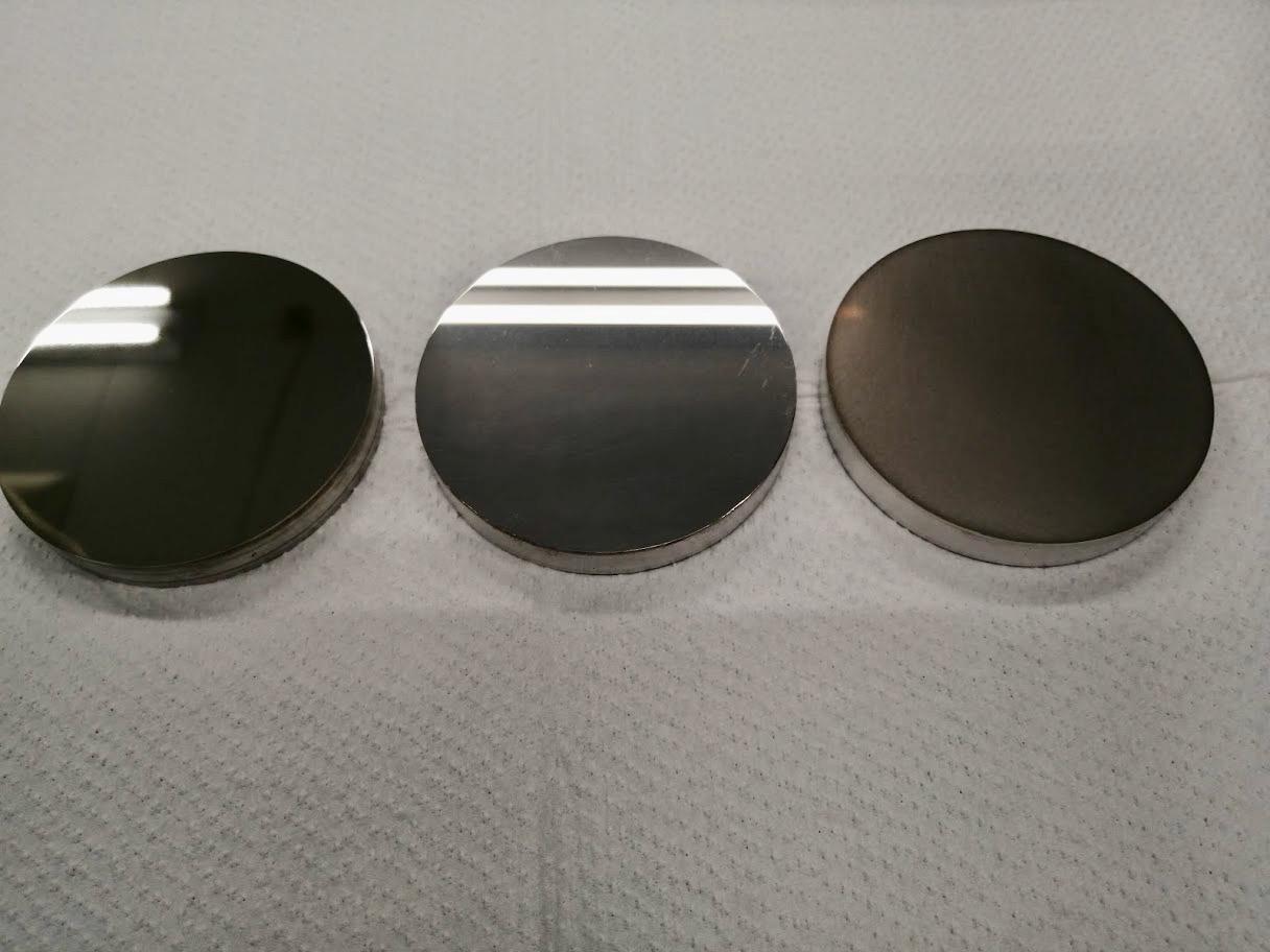 研磨加工で実現可能な精度イメージ