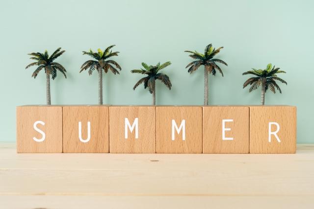 TDC夏季休暇のご案内