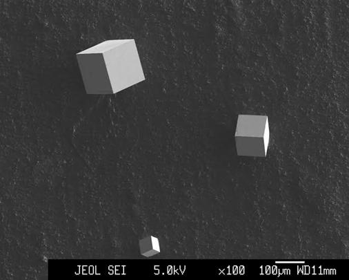 Micro size Cube